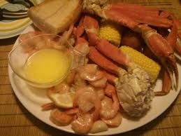snow crab and shrimp boil all kinds