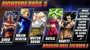 dragon ball fighterz p 3 apk mobile