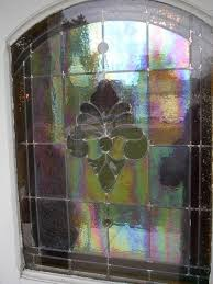 how to clean stained glass windows