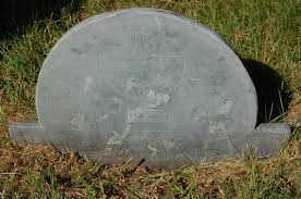 Bradford Burial Ground: Abigail Day (1799) Wife of Mr. John Day Map Site #  234