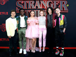 How old the 'Stranger Things' stars are compared to their ...