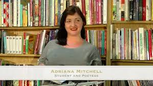 poetry reading Adriana Mitchell 2 : TCTV : Free Download, Borrow, and  Streaming : Internet Archive