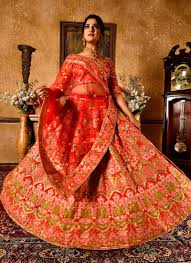 chennai silk lehenga collection