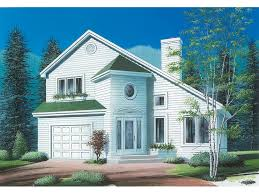 contemporary home plan 032d 0557