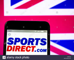 a Sports Direct International plc logo ...