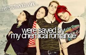Pin by Mykala Isensee on Here's to the kids who | My chemical romance,  Music is life, Music bands
