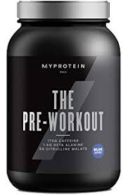 best pre workout supplements for men in