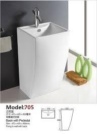 bathroom sanitary ware ceramic standing