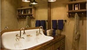 rustic farmhouse bathroom pendant