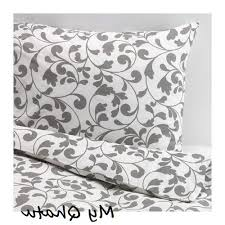 ikea rostvin twin duvet cover and