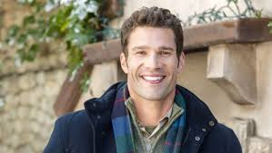 Aaron O'Connell on My Christmas Love | Hallmark Channel