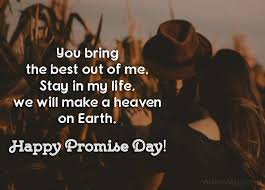 happy promise day quotes wishes and messages wishesmsg
