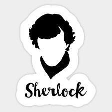 Sherlock Sherlock Sticker Teepublic Uk