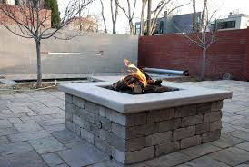 outdoor gas fire pit portable propane