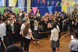 """Exhibition of pupils' work showcases 'exciting and revamped' curriculum…"""" – Byron  Wood Academy"""