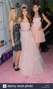 Caroline Sunshine And Bella Thorne High Resolution Stock ...