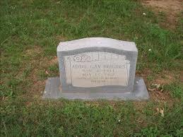 Addie Gay Keeth Hughes (1904-1962) - Find A Grave Memorial