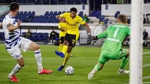 Fußball, DFB-Pokal: Tor und Highlights der Partie MSV Duisburg gegen  Borussia Dortmund - DFB-Pokal - Fußball - sportschau.de