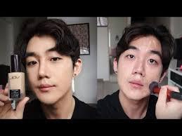 gl skin for men korean male makeup