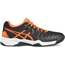 asics gel resolution 7 gs junior tennis