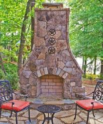 outdoor fireplace safety and
