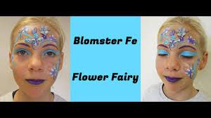 blomster fe ansigtsmaling flower