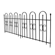 China Wrought Iron Garden Fence Manufacturers Suppliers Factory Direct Wholesale Sinostar