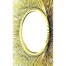 gold wall mirror pontog co