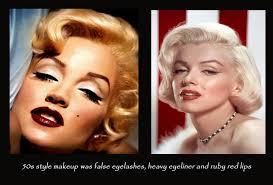 50s style hair and makeup saubhaya makeup
