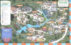 busch gardens williamsburg 2016 park map