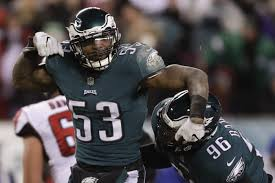 Eagles re-signing Nigel Bradham to five-year contract