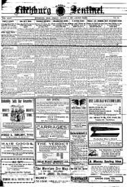 Fitchburg Sentinel from Fitchburg, Massachusetts on August 9, 1907 · Page 1