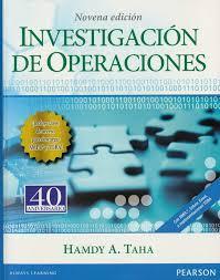 PDF] Investigación De Operaciones - Hamdy A. Taha - 9na Edición ...