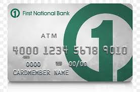 omaha debit card credit card atm card