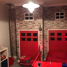 This Boy S Fireman Bedroom Makeover Is Incredible And Cost Just 100