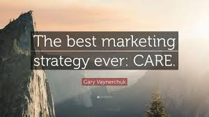 the best marketing strategy ever