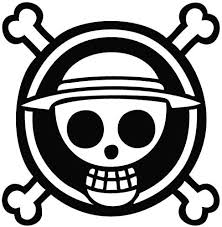 Amazon Com One Piece Anime Logo Cartoon Decal Vinyl Removable Decorative Sticker For Wall Car Ipad Macbook Laptop Bike Helmet Small Appliances Music Instruments Motorcycle Suitcase Home Kitchen