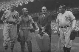 On this day in 1942: Walter Johnson and Babe Ruth face off one final time  to raise money for war relief % | William F. Yurasko