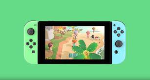 Animal Crossing-themed Nintendo Switch ...