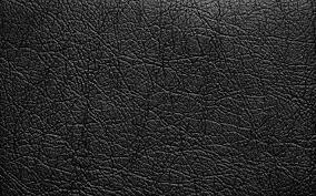 Скачать обои black leather texture