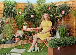 As Plastic Plants Get More Realistic Here S The Lazy Gardener S Guide To Faking It Daily Mail Online