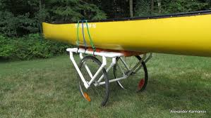 build your own canoe dolly simplified