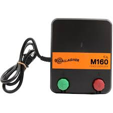 Gallagher M160 11 30 Mile 1 6 Joule Electric Fence Controller Home Hardware