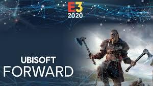 Ubisoft Forward 2020 z qbarem - YouTube