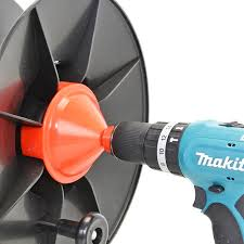 Easy Drill Winding Adapter For Reels