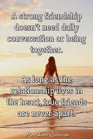 friendship quotes for true friends purelovequotes
