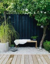 20 Best Black Fence Images Black Fence Outdoor Gardens Garden Design