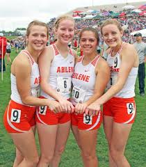 Cowgirl 4X800M wins State Championship | Sports | abilene-rc.com