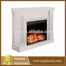 small fireplace mantel electric