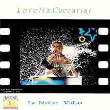La notte vola — Lorella Cuccarini